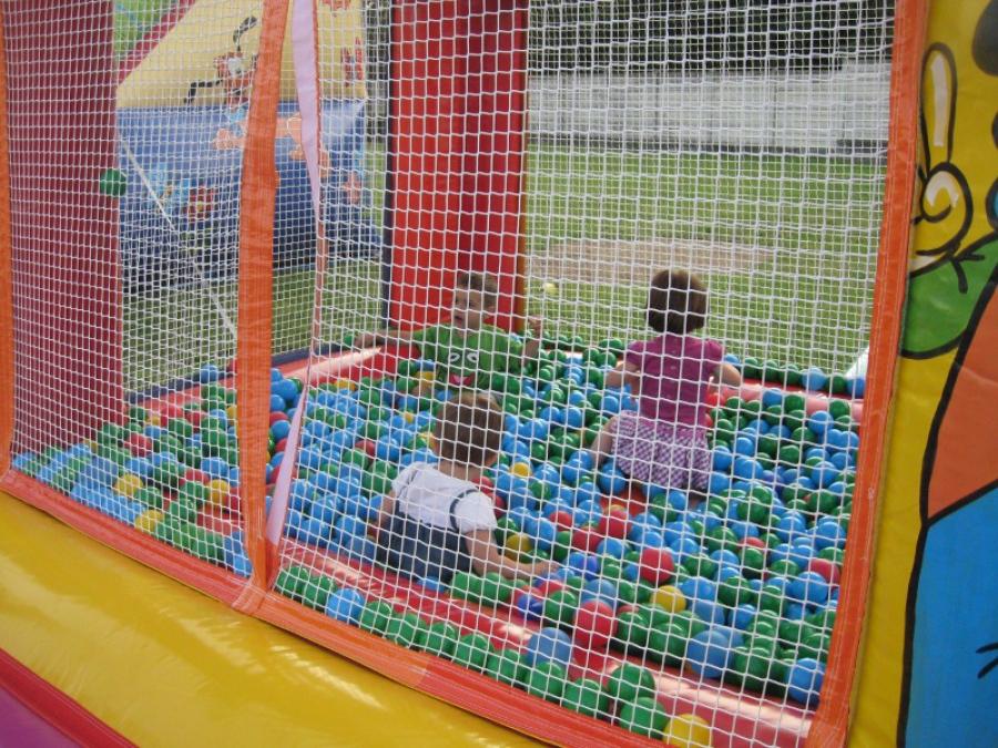 Amato Affitto: PISCINA PALLINE PER BAMBINI - VASCA (piccolo) Giochi  QN52
