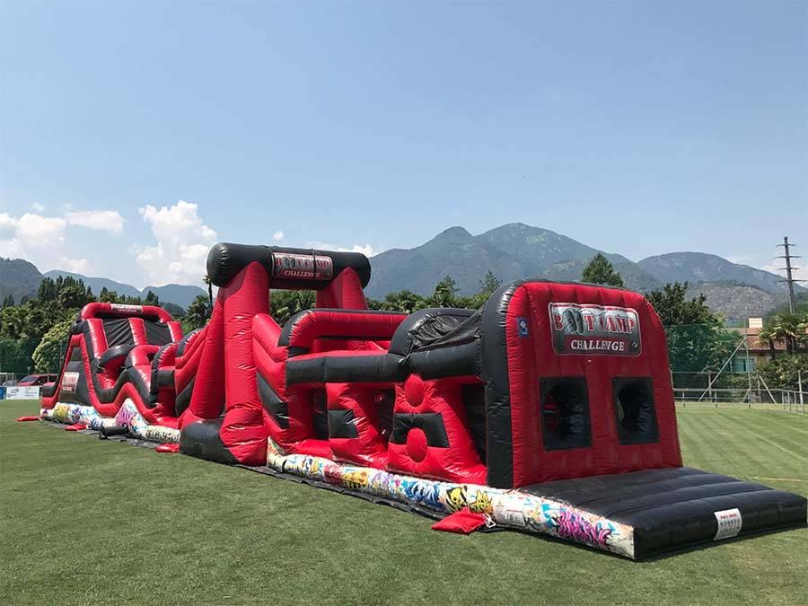 Gioco Sportivo Gonfiabile Noleggio Giochi Per Eventi