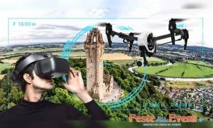 Virtual Fly Experience - Simulatore di volo per Eventi