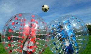 NOLEGGIO BUBBLE FOOTBALL - BUBBLE SOCCER
