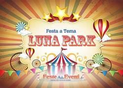 GIOCHI DA LUNA PARK NOLEGGIO – FESTA A TEMA LUNA PARK