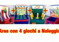 GIOCHI DI ABILITA' A NOLEGGIO