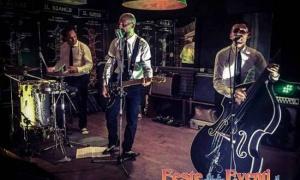 TRIO ROCKABILLY - SWING - JAZZ